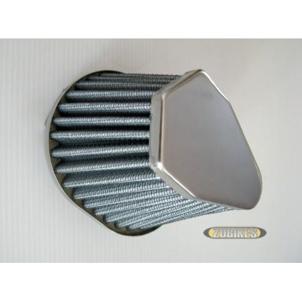 Filtre cornet ovale 46mm PE28 OKO28