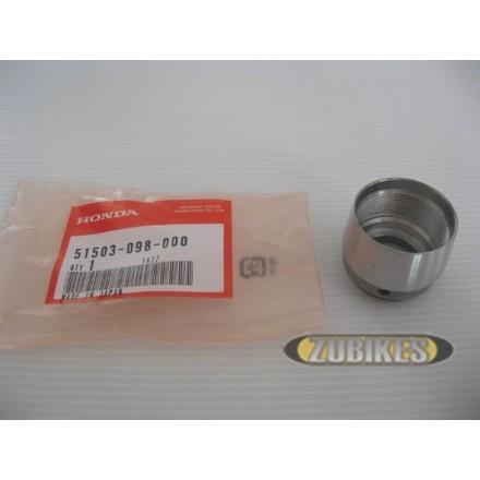 """Bague Alu fourche """"antique"""" Dax / Monkey / ZA 51503-098-000"""