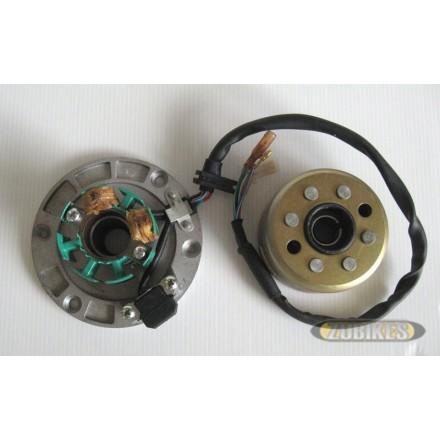 Allumage mini-rotor type YX sans eclairage