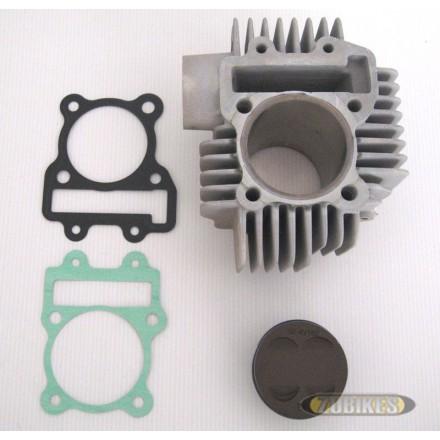 Kit cylindre-piston Ø62mm 4 soupapes