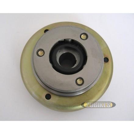 Rotor seul moteur horizontal dem elect
