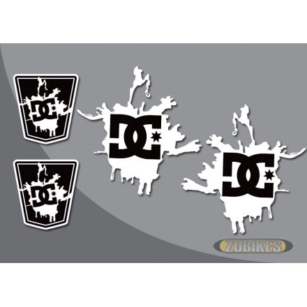 Stickers Dc Shoes Gratuit