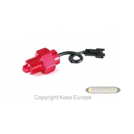 Sonde T°/huile KOSO M12x150mm  BF120125N