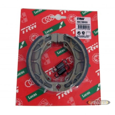 Segment de frein Tambour Lucas / TRW Dax/PBR/T Rex