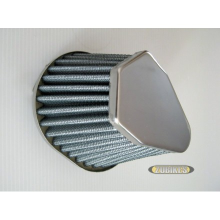 Filtre cornet ovale 42mm PE24 PZ30 VM24