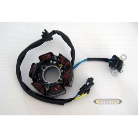 Stator 12V pour moteur 150démarreur électrique