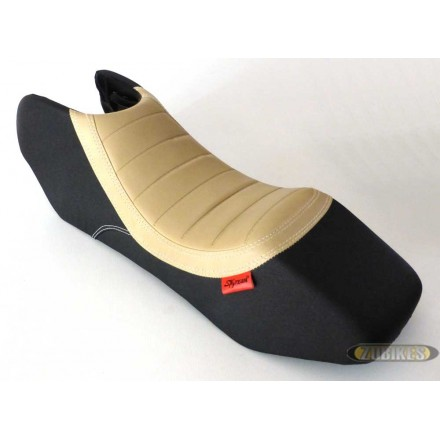 Selle PBR bicolore cafe racer