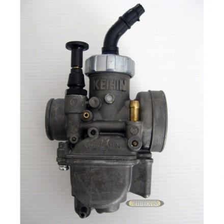 Carburateur Keihin PE 24 starter manuel