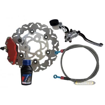 Kit frein AV à disque 200mm Complet Dax/PBR/Monkey
