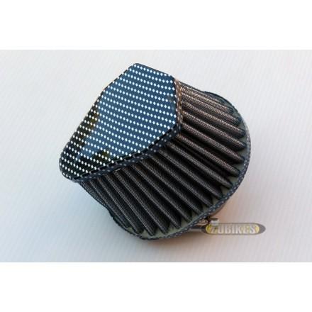 Filtre cornet ovale 46mm Carbone PE28 OKO28