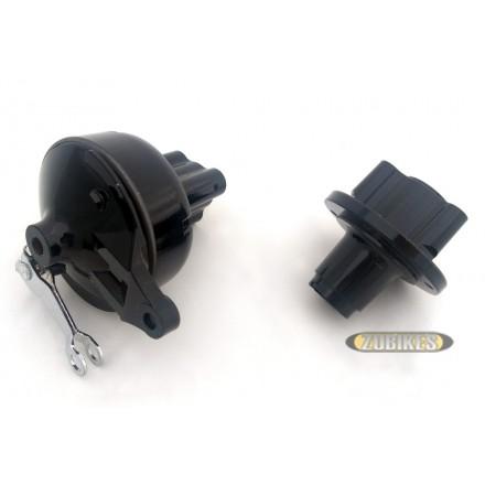Moyeux AV+AR Disque/Tambour type Mk pour Dax