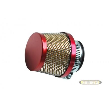 Filtre cornet court 35mm Rouge
