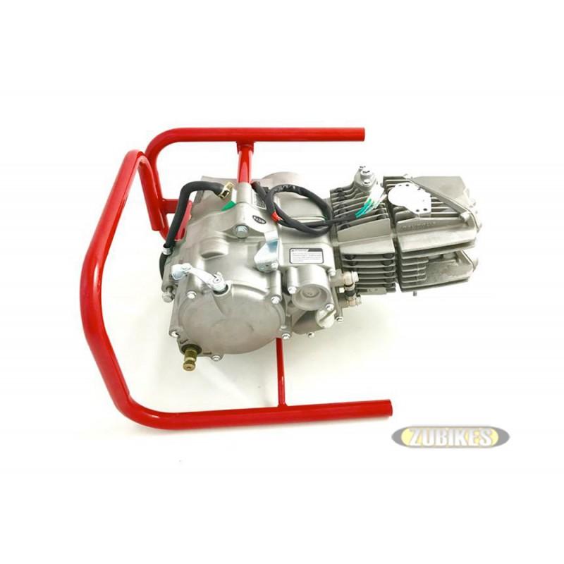 Support moteur horizontal d'atelier