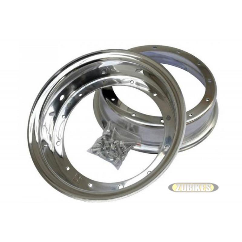 Jante alu Dax 3.50x10' KepSpeed (la roue)