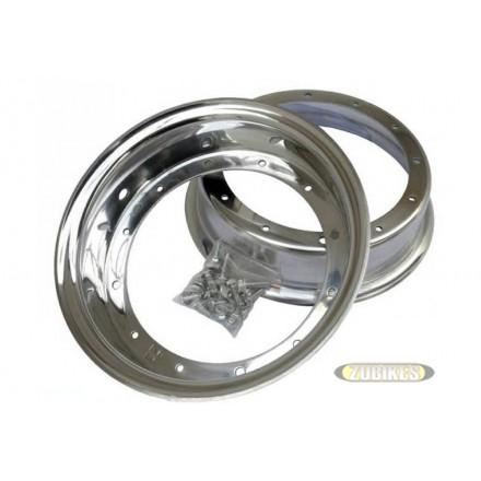 Jante alu Dax 3.00x10' KepSpeed (la roue)