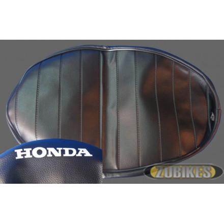 Housse selle Dax Noir Honda