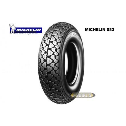 Pneu Michelin S83 3.50-10 TL/TT 59J REINF vintage