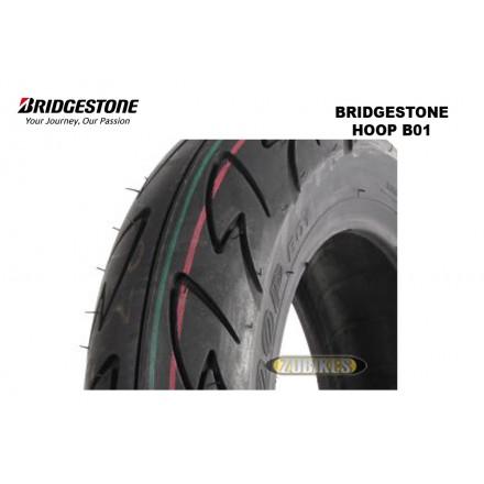 Pneu Bridgestone Hoop 100/90-10 61J TL Reinf