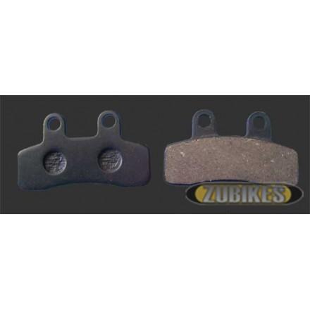 plaquette frein type 3 double piston (la paire)