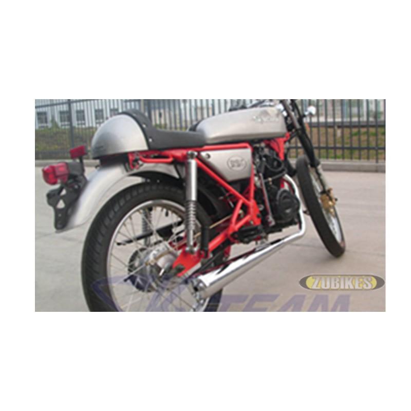 Pot d'échappement ACE 125cc Skyteam