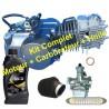 Kit Moteur 125 LIFAN Gris + access