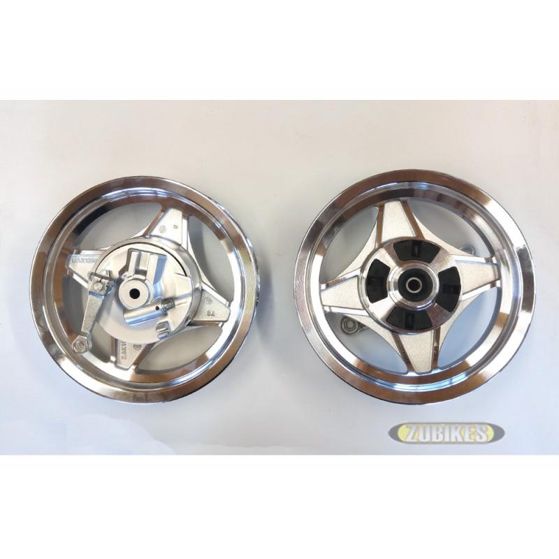 "Roues tubeless 2.50-10"" pour Dax Honda tambour"