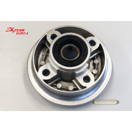 Support Couronne transmission T Rex 125 injection Skyteam E4