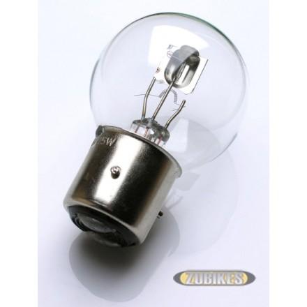 Ampoule AV BA21D 6V 45/40W Blanc