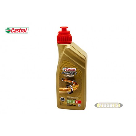 Huile Castrol Power1 4T 10w40 semi-synthétique