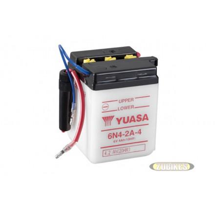 Batterie 6V4Ah 6N2A-4 Chaly CY XL