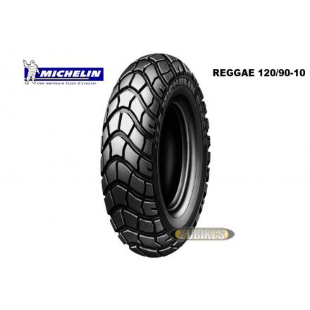 Pneu Michelin REGGAE 120/90-10 TL/TT 57J