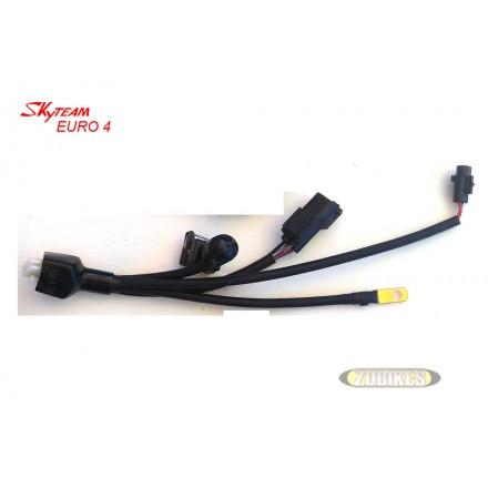 Cable connexion ECU L1 pour injection Skyteam E4