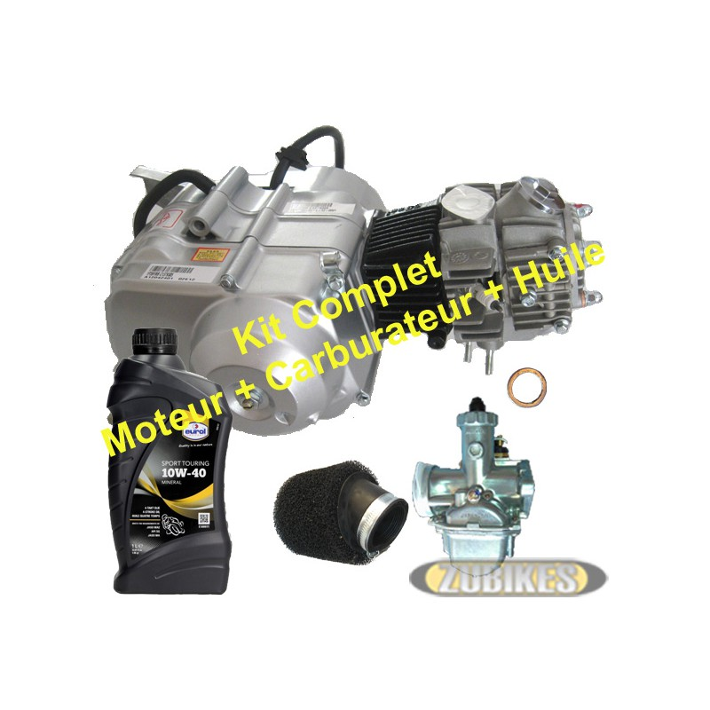 Kit Moteur 110 LIFAN Semi-Auto N1234 + Access