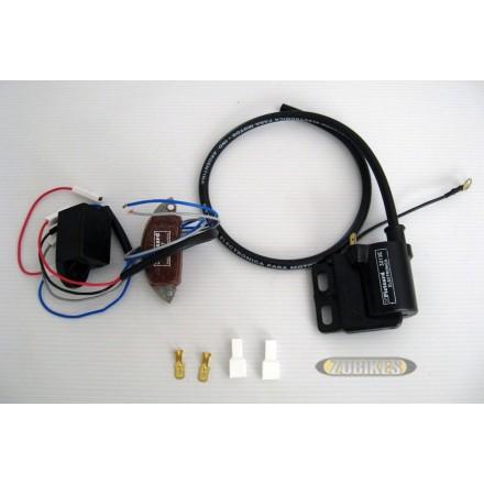 Conversion vis/électronique pour moteur 6V 54 et 58mm