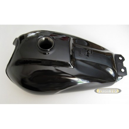 Réservoir acier Noir pour V Raptor Skyteam