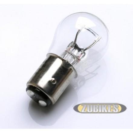 Ampoule AR BA15D 12V 18/5W Blanc