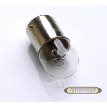 Ampoule cligno BA15S 12V 8W BLANC