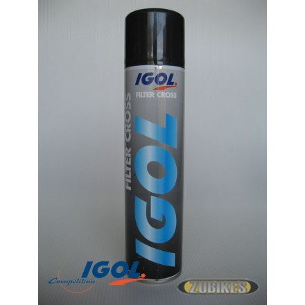 Lubrifiant pour filtre à air Igol Filter Cross