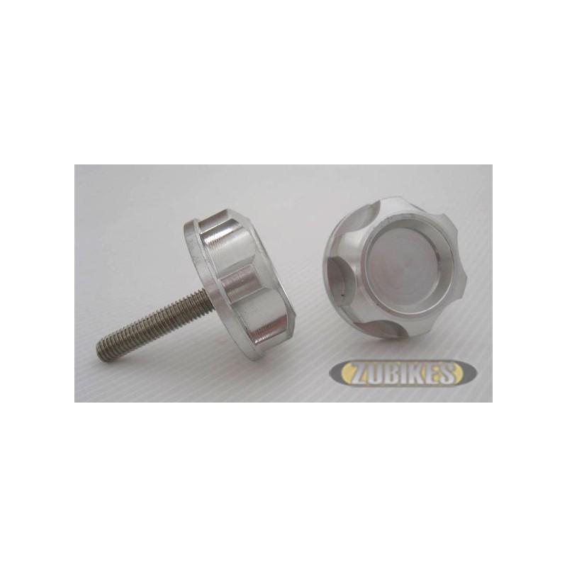 Molettes guidon Dax/MK CNC PM (la paire)