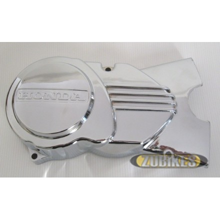 Carter alternateur chrome honda