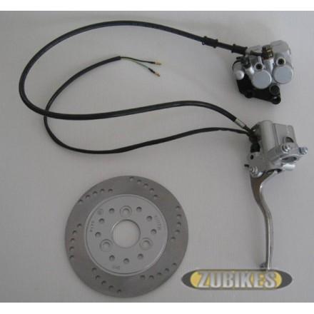 Kit frein AV à disque 175mm