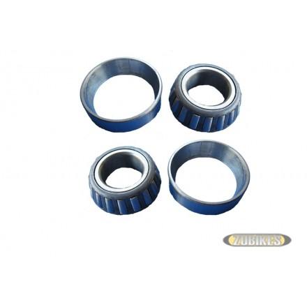 Roulements coniques potence Dax/MK/PBR (la paire)