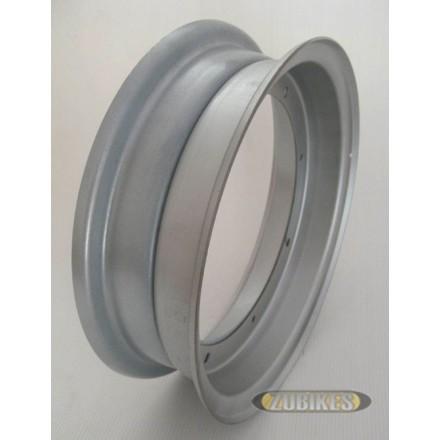 Jante acier grise Dax 2.50x10' (la roue)
