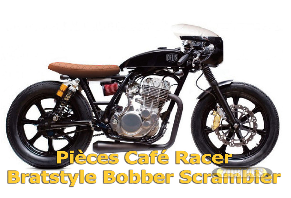 PIECES CAFE RACER